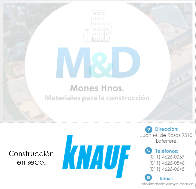 materiales MyD